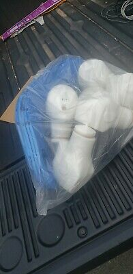 Medical Actar 911 CPR Manikins 5 Adult Heads With 4  chest Mats