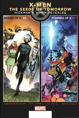 House of X Powers of X Previews #1 1st Appearance New Release WEEK OF 17/07/2019