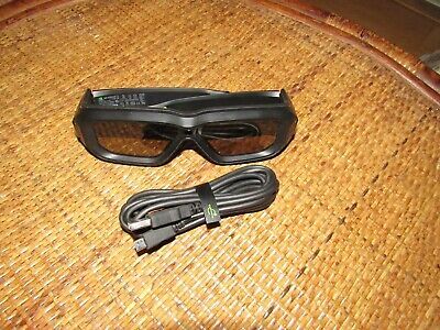 NVIDIA 3D Vision 2 Active 3D Glasses as is with cord
