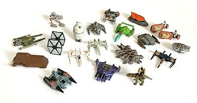 Vintage Micro Machines - Star Trek / Starwars Collection ** Combined Shipping **
