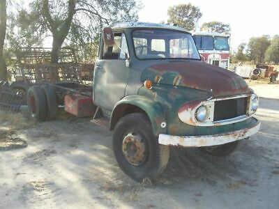 Ford thames truck