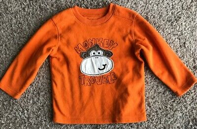 Jumping Beans Long Sleeve Sweatshirt Size 2T