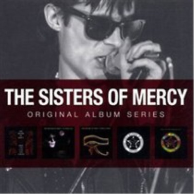The Sisters of Mercy-Original Album Series (US IMPORT) CD / Box Set NEW