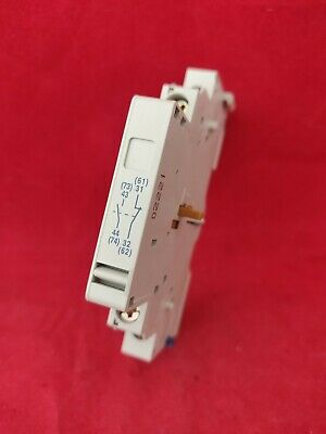 Telemecanique Gv2-An11 Auxiliary Contact Block New