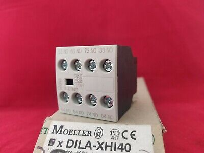 Moeller Dila-Xhi40 Auxiliary Contact Block 16A New