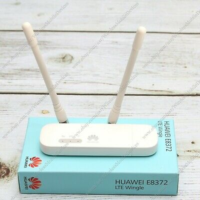 HUAWEI E8372 WIFI/WLAN LTE modem white Device Only   - EUR