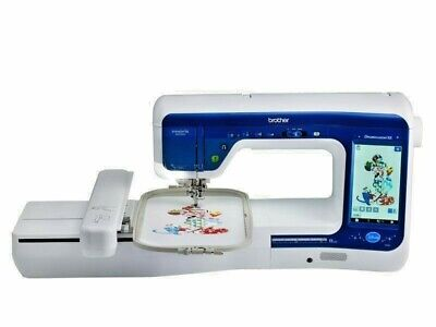 Brother DreamWeaver  VM6200 Disney Embroidery & Sewing Machine + Upgrade