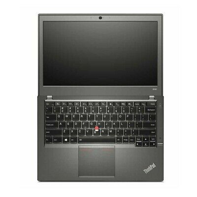 "Lenovo THINKPAD X240 (12,5"" HD) Notebook Intel Core i5-4300U hasta 2,90GHz 4GB"