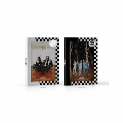 NCT DREAM [WE BOOM] 3rd Mini Album CD PhotoBook PhotoCard Poster(option)