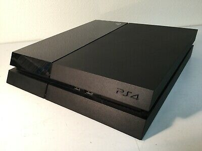 Sony PlayStation PS4 - Gaming Console - 500GB (Black) - Read Description (#2)