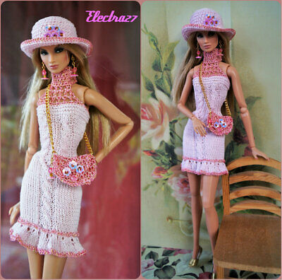 """OOAK Outfit handmade for Fashion Royalty Nuface 2.0, FR2 and similar doll 12"""""""