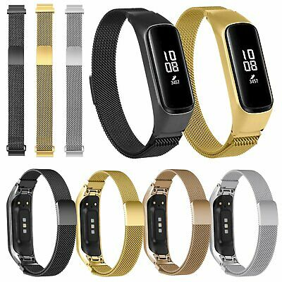 Milanese Magnetic Stainless Steel WatchBand Strap for Xiaomi Mi Band 3 Mi Band 4