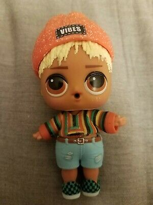 Lol Surprise BOYS SUNNY Hippie Boy Doll