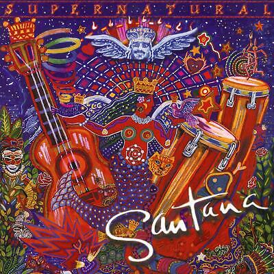 SANTANA - SUPERNATURAL 2 x VINYL LP NEW (2ND AUGUST)