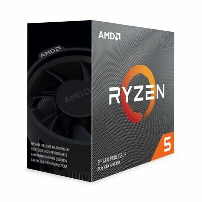 AMD Ryzen 5 3600 Six Core 4.2GHz (Socket AM4) Processor - Retail