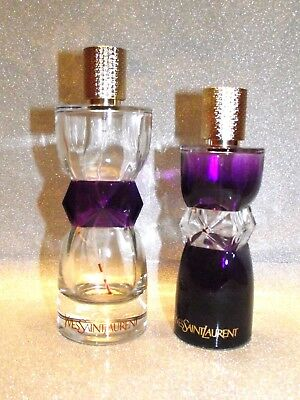 collection Yves st Laurent mephisto VIDE en 90 ml + l'élixir 50 ml
