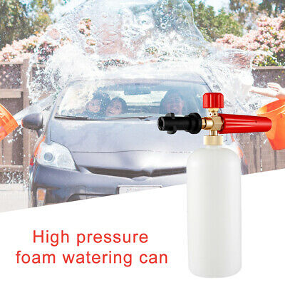 1000ml Pressure Washer Snow Foam Gun Car Wash Bottle Lance For Karcher K2-K4 Kit