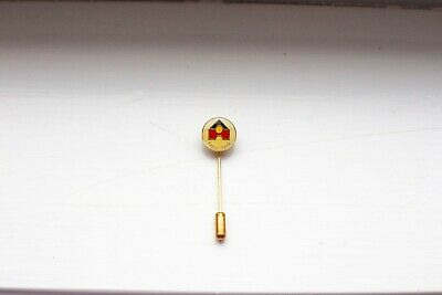 Rare enamel pin of 25 years of the Famous Aboriginal Housing Company in Redfern