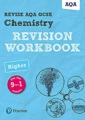 """""""AS NEW"""" Henry, Mrs Nora, Revise AQA GCSE Chemistry Higher Revision Workbook: fo"""