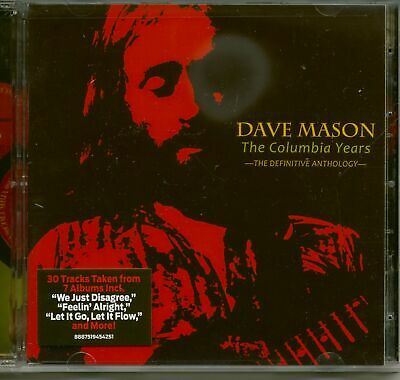 Dave Mason - The Columbia Years - The Defintive Anthology (2-CD) - Beat 60s 70s