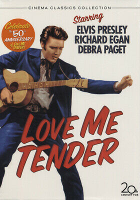 Elvis Presley - Love Me Tender - 50th Anniversary (1) - Elvis, DVD