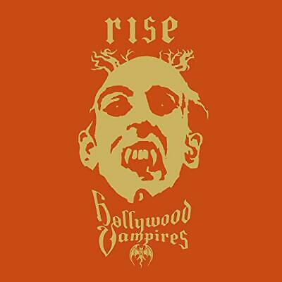Hollywood Vampires-Rise (UK IMPORT) CD NEW