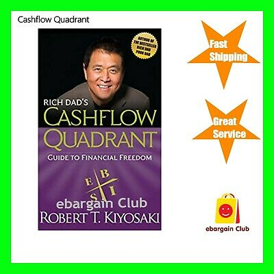 B1 RICH DAD Poor Dad Cashflow Quadrant Guide To Investing