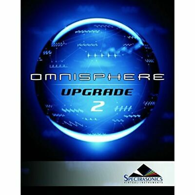 Spectrasonics Omnisphere 2.0 Power Synth Virtual Instrument Upgrade Software