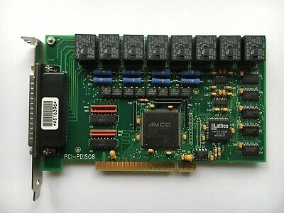 PCI-PDISO8 Measurement Computing 6 channel 16-bit PCI analog output board