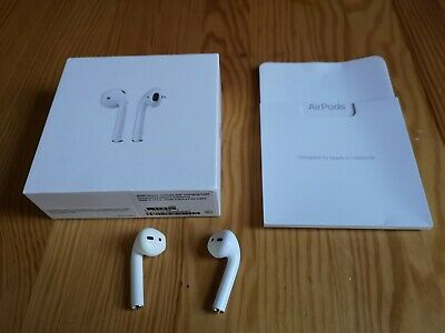 Apple AirPods Wireless Earbuds - White