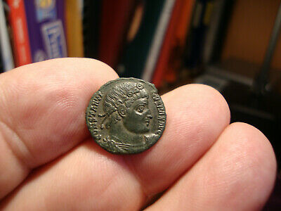 Constantine I, The Great (First Christian Emporer), AE3/4, Antiochia Mint