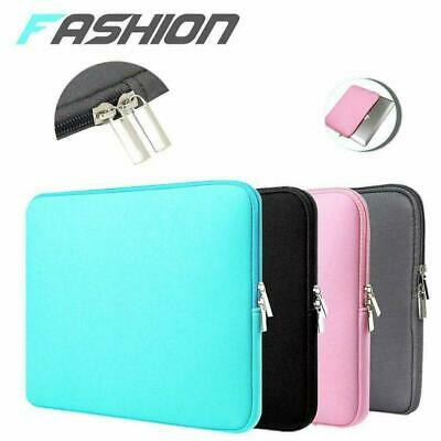 Laptop Notebook Sleeve Case Bag Pouch Cover For MacBook 11''13''14''15'' Ai Z4S3