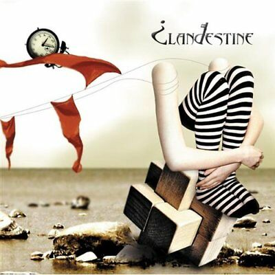 Clandestine - The Invalid CD Not On Label (Clandestine Self-released)
