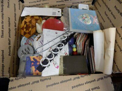 Vintage Misc. Junk Drawer, Estate Items~Lg. Flat Rate Box~Over 13 Pounds!