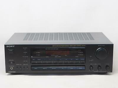 SONY STR-D611 A/V Home Theater Surround Receiver Works Great! Free Shipping!