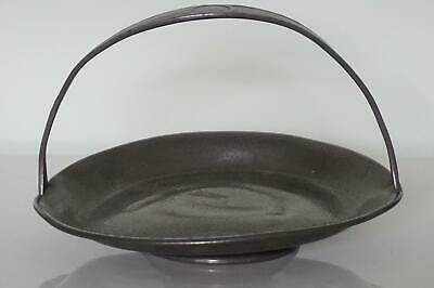 Tudric Pewter Liberty & Co. Cake Basket - Art Nouveau - Design 01491 - c.1907
