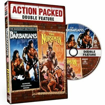 Paul,Peter-Barbarians & The Norseman / (Ws) Dvd Neuf