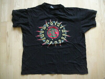 ALICE IN CHAINS T-Shirt 2006 Size L Dirt TWO SIDES