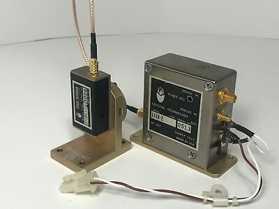 Acousto Optic Modulator( AOM) & Driver for VIS Lasers @ AR 488 - 633nm, Crystal