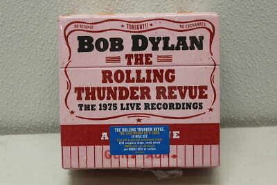 Bob Dylan The Rolling Thunder Revue: The 1975 Live Recordings 14 Discs