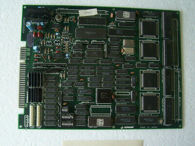 Crime Fighters Konami Arcade PCB JAMMA Tested Working 2/4 players