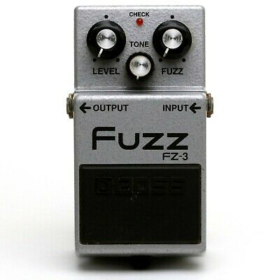 NOT Working - BOSS FZ-3 Fuzz Guitar Effect Pedal