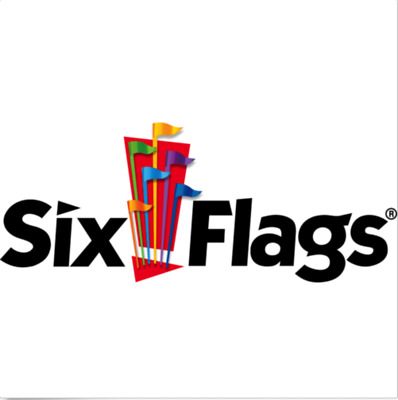 (2) Two Single Day General Admission to Any U.S. Six Flags Theme Parks