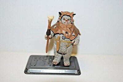 2006 Star Wars Battle Of Endor Chief Chirpa Complete In Excellent Condition