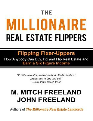 Investing in Real Estate Book: Millionaire Real Estate Flippers