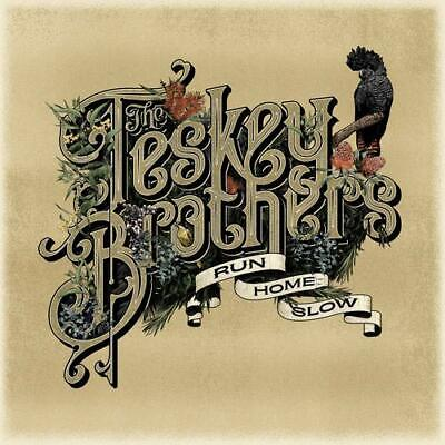 The Teskey Brothers Cd - Run Home Slow (2019) - New Unopened - Glassnote