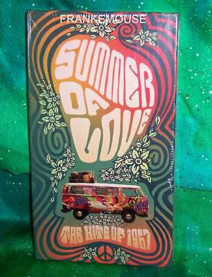 New Rare Oop Time Life Summer Of Love Hits Of 1967 Music Cd & Dvd Set 40 Tracks