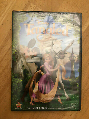 Disney/Pixar - Tangled (DVD, 2011) Brand New/Factory Sealed