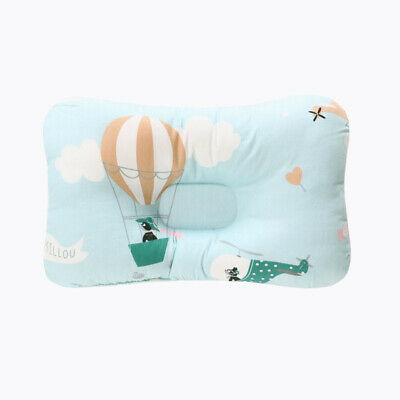 Baby Infant Newborn Head Shaping Cotton Pillow Protection Flat Head Pillows Soft