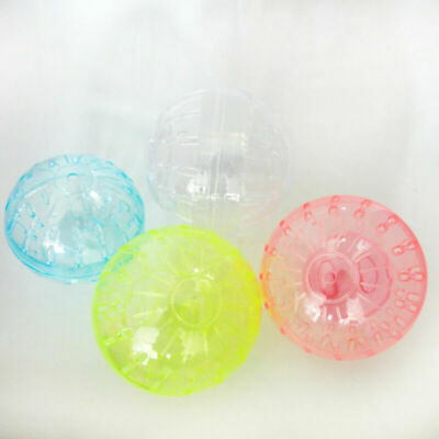 Hamster Guinea Pig Exercise Running Ball Mini Sprint Ball Small Pets Plastic Toy